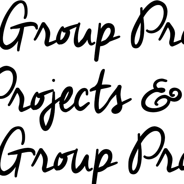 Group projects image